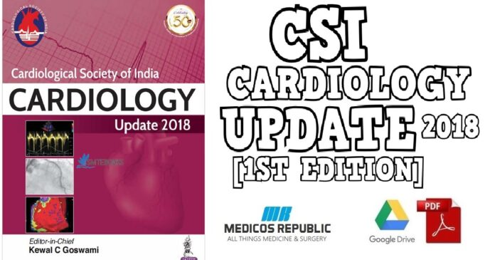 CSI Cardiology Update 2018 1st Edition PDF