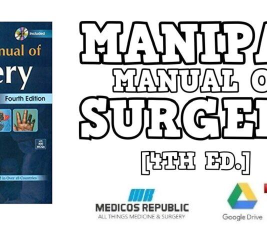 Manipal Manual of Surgery 4th Edition PDF