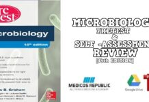 Microbiology PreTest Self-Assessment and Review 14th Edition PDF