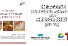 Netter's Surgical Anatomy and Approaches 1st Edition PDF