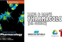 Rang & Dale's Pharmacology 8th Edition PDF