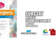 Surgery PreTest Self-Assessment and Review 13th Edition PDF
