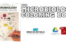 The Microbiology Coloring Book PDF