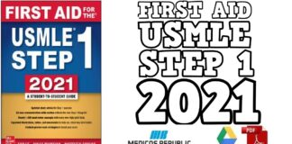 First Aid for the USMLE Step 1 2021 31st Edition PDF